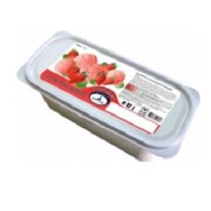 Контейнер 2200/1 мороженое с ЗМЖ с ароматом клубники