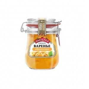 Варенье абрикосовое 550 гр (стекло)