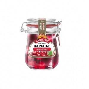 Варенье вишневое 550 гр (стекло)