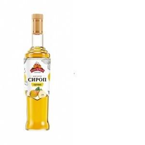 Сироп Груша 920г*6, бутылка стекло