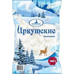 """Пельмени """"Петрохолод"""" иркутские 0,45/14 (ППТ)"""