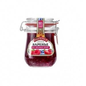 Варенье из Лесных ягод 550 гр (стекло)