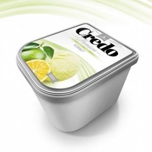 "Контейнер 1800/2 ""Credo"" Сорбет ""Лимон-лайм"""