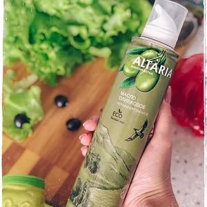 Масло оливковое нерафинированное 0,25 л (спрей)