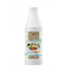 """Молокосодержащий продукт - десерт-топпинг с ароматом """"Крем-брюле"""" 1000 г"""