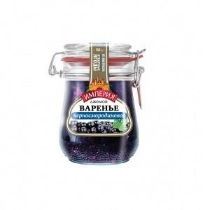 Варенье черносмородиновое 550 гр (стекло)