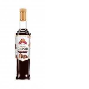 Сироп Шоколад  920г*6, бутылка стекло