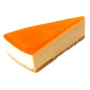 Торт крошковый «Чизкейк манго-маракуйя» 1,5 кг