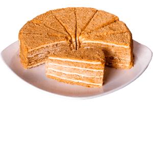 Торт «Медовик» 1,7 кг
