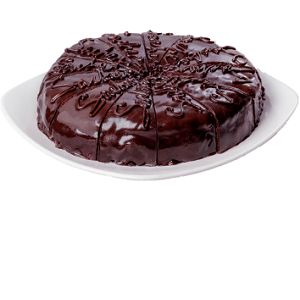"""Торт """"Захер"""" 1/1,35 кг (12 порц./113 гр)"""